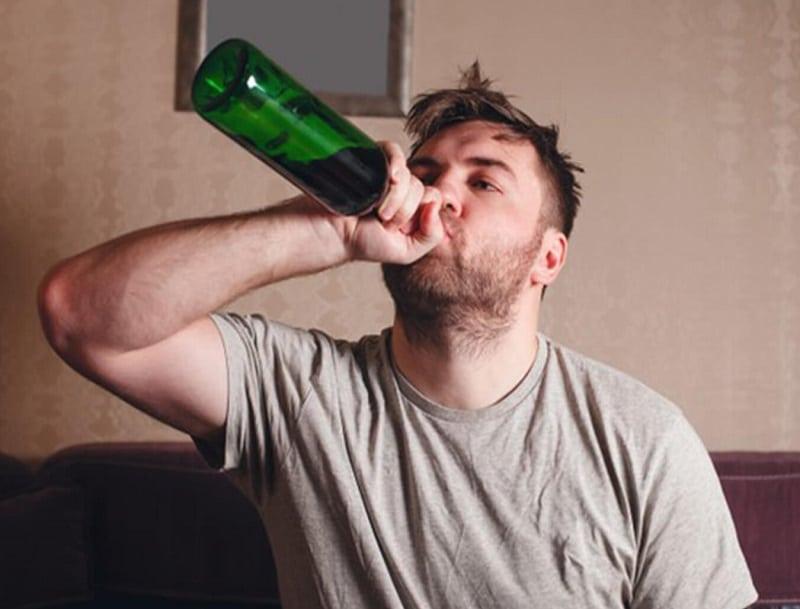 Прерываем алкогольный запой